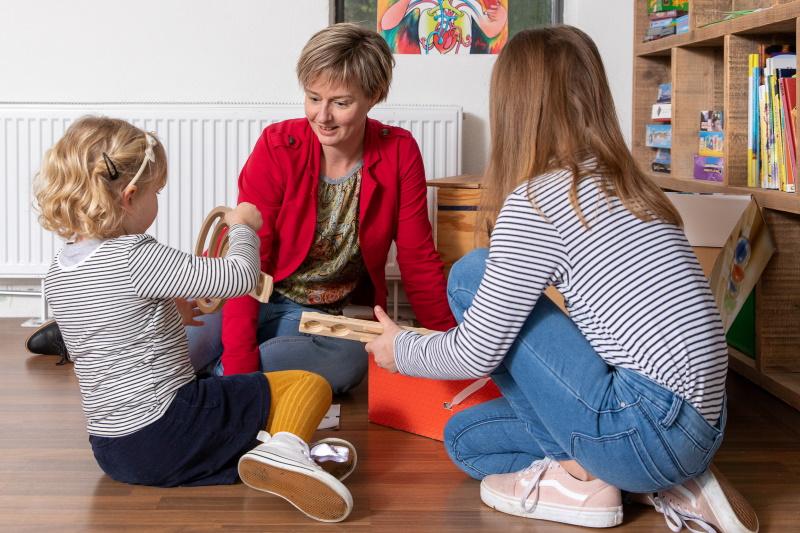 Hulp hoogbegaafde kinderen
